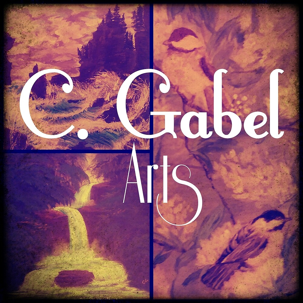 C. Gabel Arts Logo by CGabelArts
