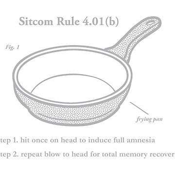 Sitcom Rules (Frying Pan) by A-Game