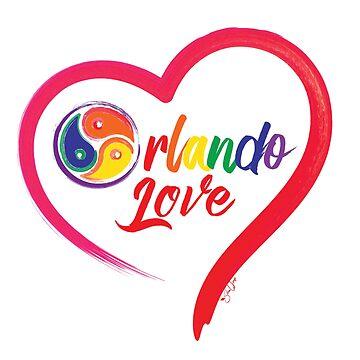 Kinky Orlando Love by WingMarks