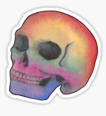 RAINBO SKELLINGTON Sticker