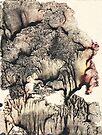 wunderlicher Wald von Marianna Tankelevich