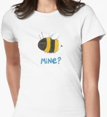 Bee Mine Women's Fitted T-Shirt
