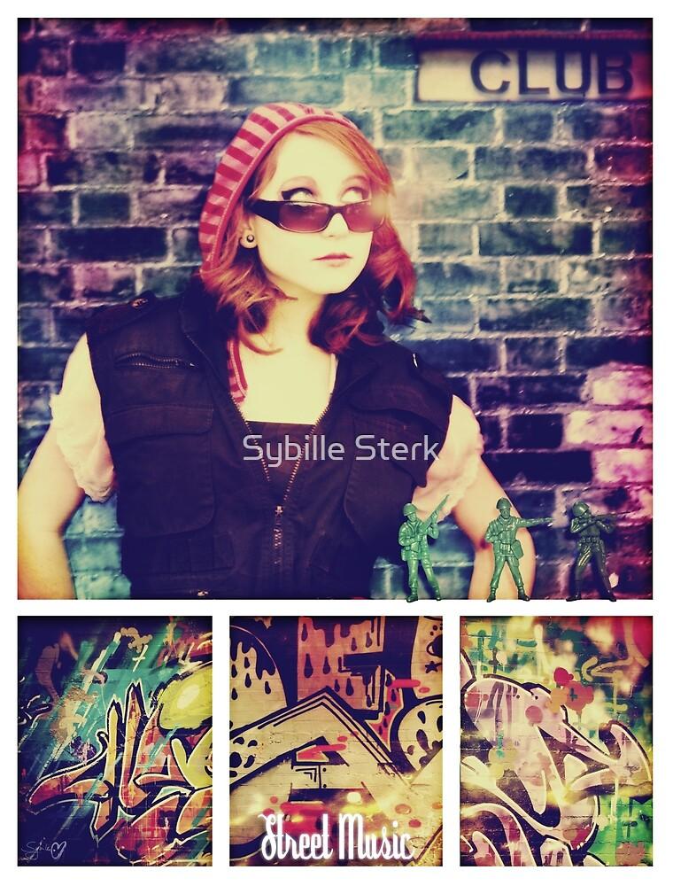 Street Music by Sybille Sterk