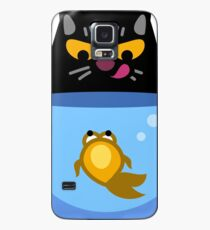 Funny Catfish Tshirt and Stickers - Cat Gifts for Catfish lovers everywhere! Case/Skin for Samsung Galaxy