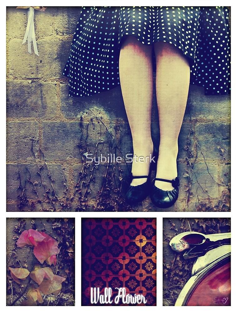 Wall Flower by Sybille Sterk