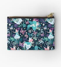 Butterfly princess Studio Pouch