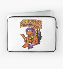 Fraggle Rock Fraggles 80s Muppets Gobo 1980s Comic Cartoon Laptop Sleeve