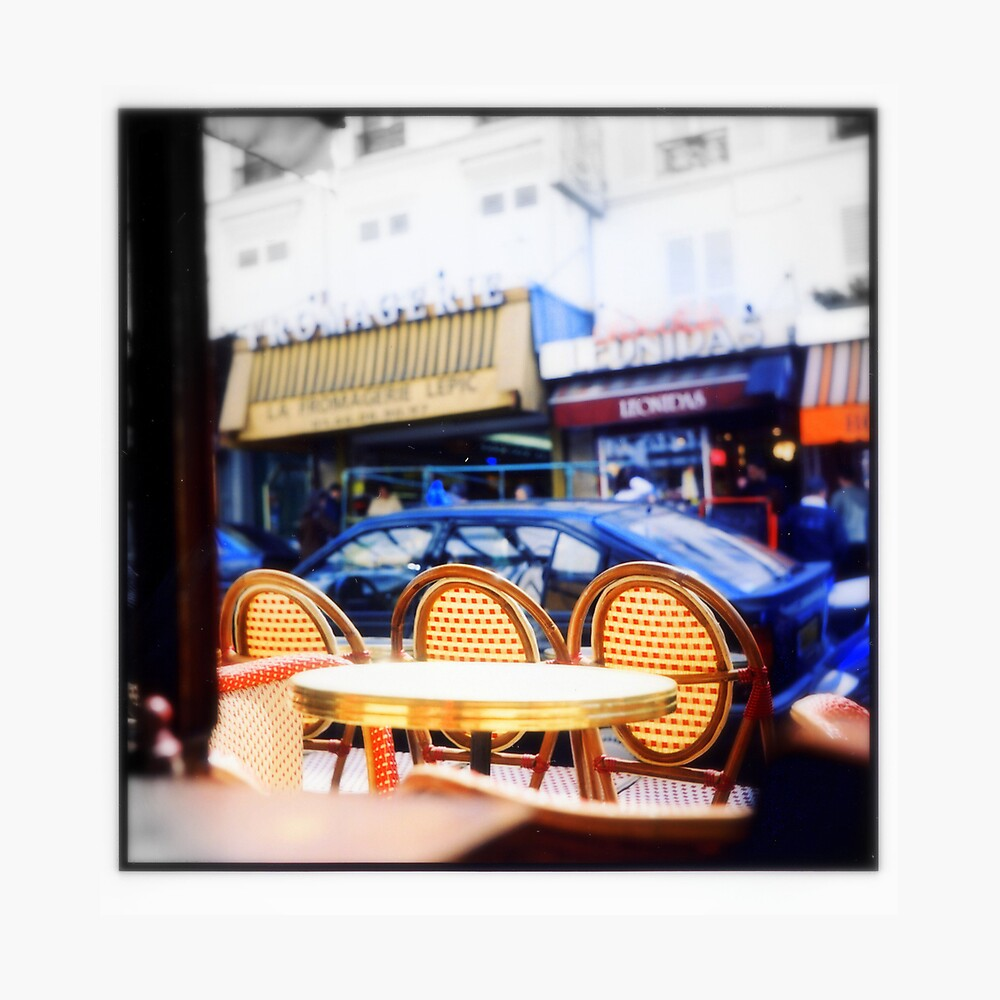 Montemartre Photographic Print
