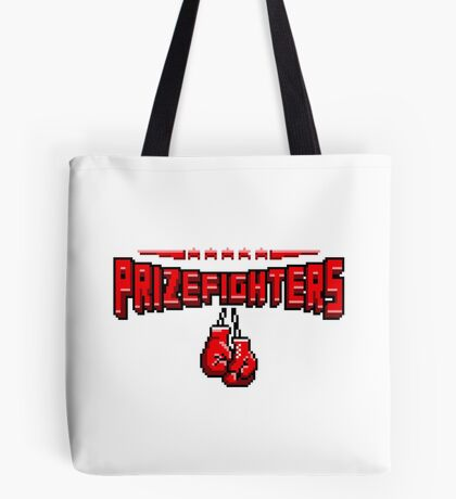 Prizefighters Logo Tote Bag