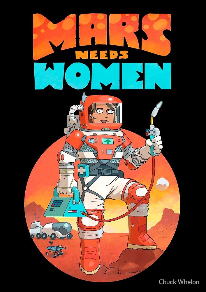 Mars Needs Women by Chuck Whelon