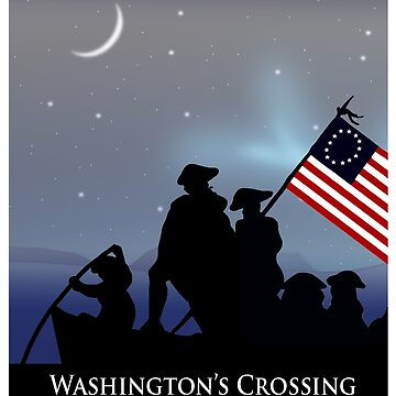 Washington Crossing by ElementsUD