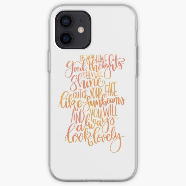 Roald Dahl Quote iPhone Soft Case