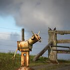 The Metal Cow by Clare Colins