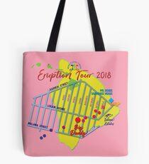AHT - Concert Eruption Tour 2018 Design Tote Bag