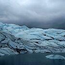 Indulating ice under storm by LichenRockArts