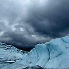 Storm ice wave by LichenRockArts