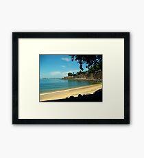 Puerto Rico Me Encanta   Framed Print