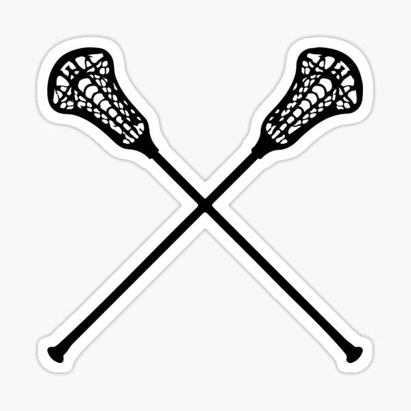 Lacrosse Sticks  Sticker
