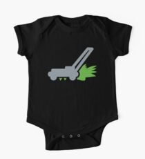 Lawnmower on the grass Kids Clothes