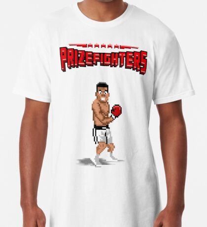 Prizefighters Logo and Icon Long T-Shirt