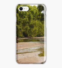 nature and man - naturaleza y hombre iPhone Case/Skin