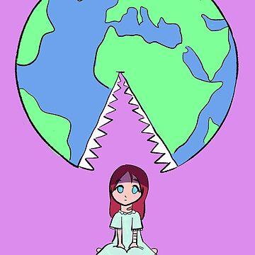 The Real World by kestrelsgomoo