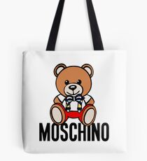 moschino bear Tote Bag