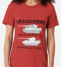 Ich bin eine Katze Person (TANKS) Vintage T-Shirt