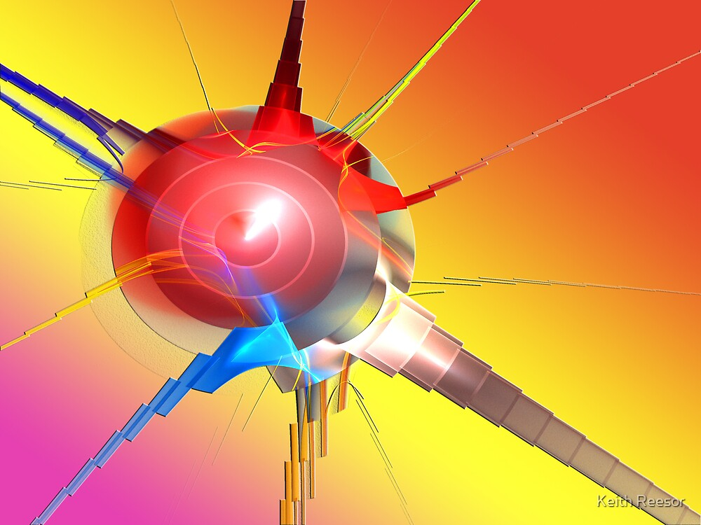Electric Eye by Keith Reesor
