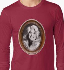 Dumb Blonde Dolly Long Sleeve T-Shirt