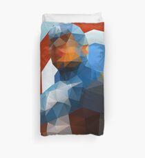 All American Duvet Cover