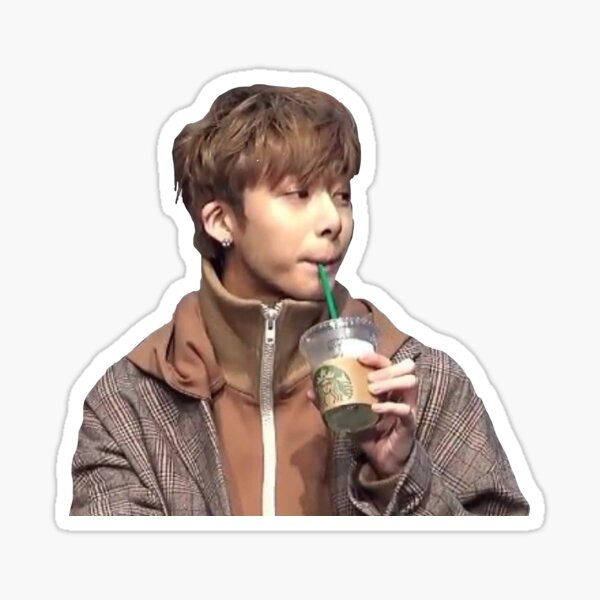 Hyungwon Meme pt 3 Sticker
