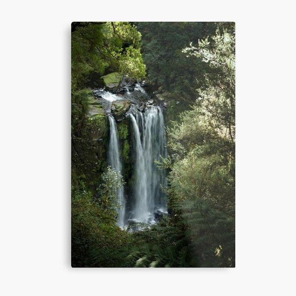 Hopetoun Falls, upper view ~ Otway National Park Metal Print