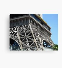 The Paris In Las Vegas Canvas Print