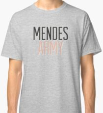 Shawn Mendes Armee Classic T-Shirt