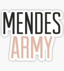 Shawn Mendes Armee Sticker