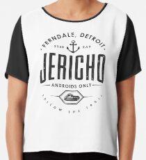 Detroit Become Human - Jericho - Kara, Markus and Conner Chiffon Top
