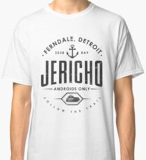 Detroit Become Human - Jericho - Kara, Markus and Conner Classic T-Shirt