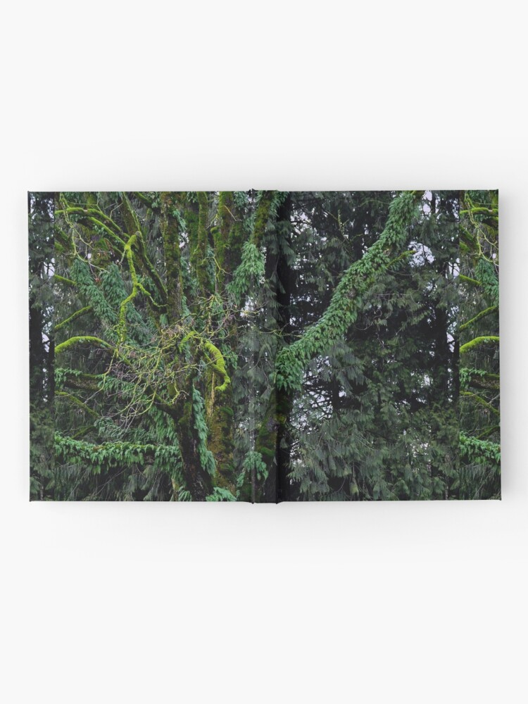Alternate view of Mossy Tree Hardcover Journal