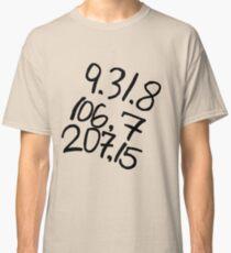 Jiraiyas Last Message Classic T-Shirt