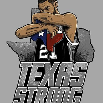 Texas Strong 21 - Alternate Version by normannazar