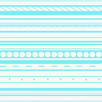 Blue patterns by tmntphan