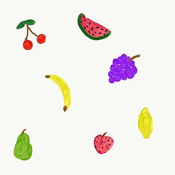 Fruit salad by tmntphan