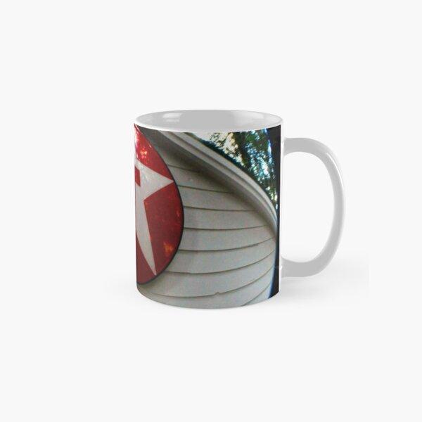 Old Texaco Sign Classic Mug