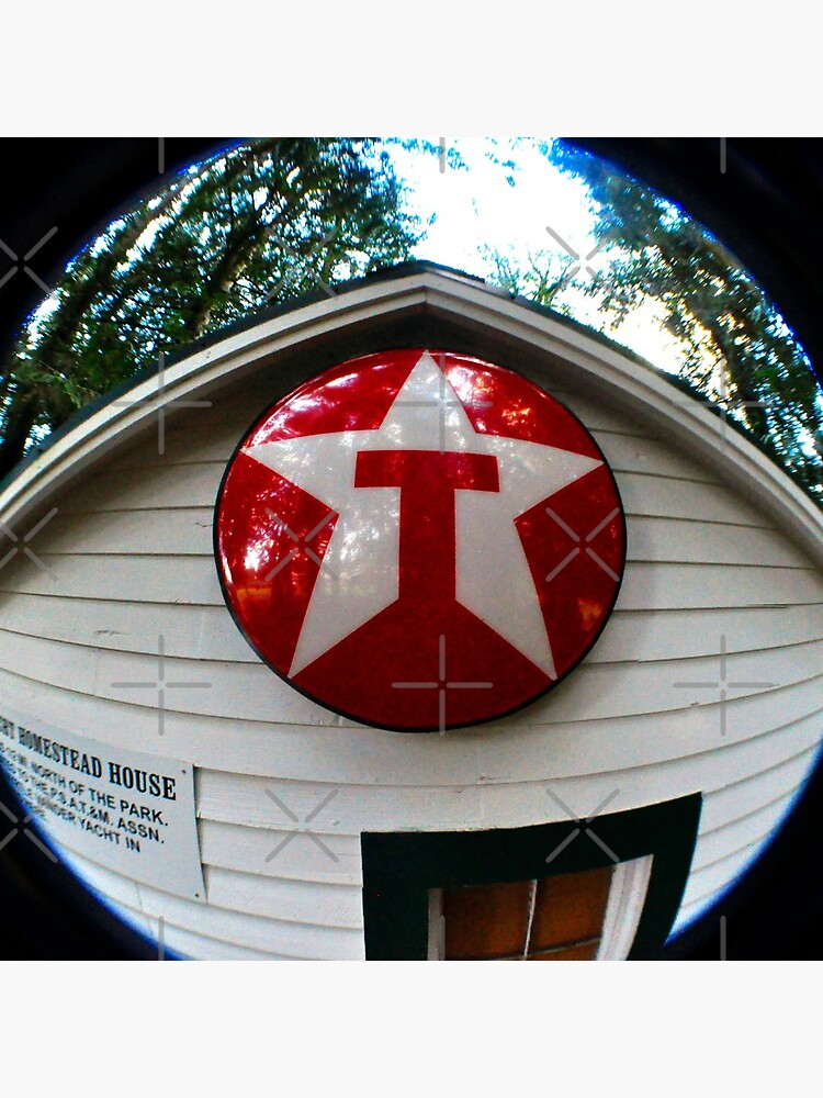 Old Texaco Sign by claytonbruster