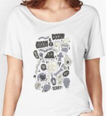 Doom & Gloom Alternative Women's Relaxed Fit T-Shirt