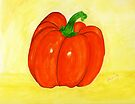 Pumpkin or Pepper   ? by Anne Gitto
