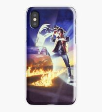 Back to the Future Marty! iPhone Case