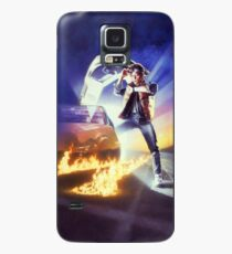 Back to the Future Marty! Case/Skin for Samsung Galaxy