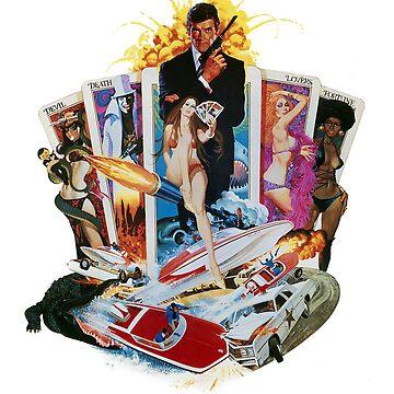 James Bond 007 Live and Let Die! by danktho